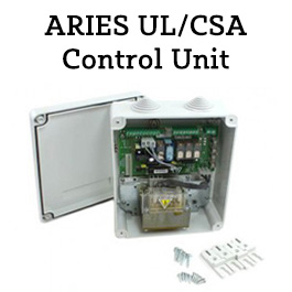 BFT ARIES UL/CSA Standard Control Unit