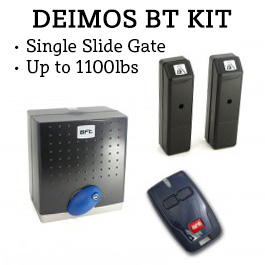 BFT Deimos BT Slide Gate Operator Kit